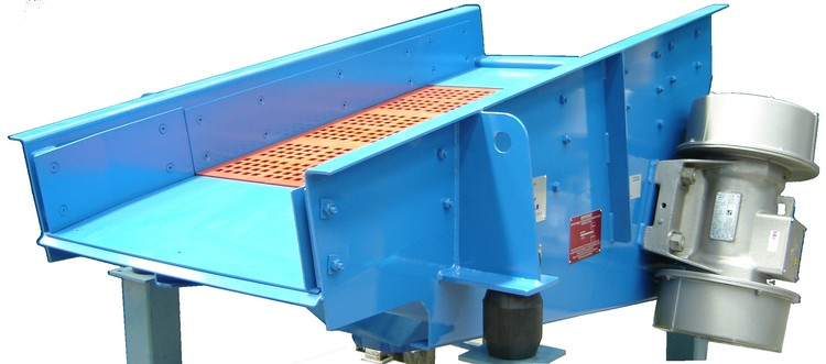 screener iBulk direct drive screener
