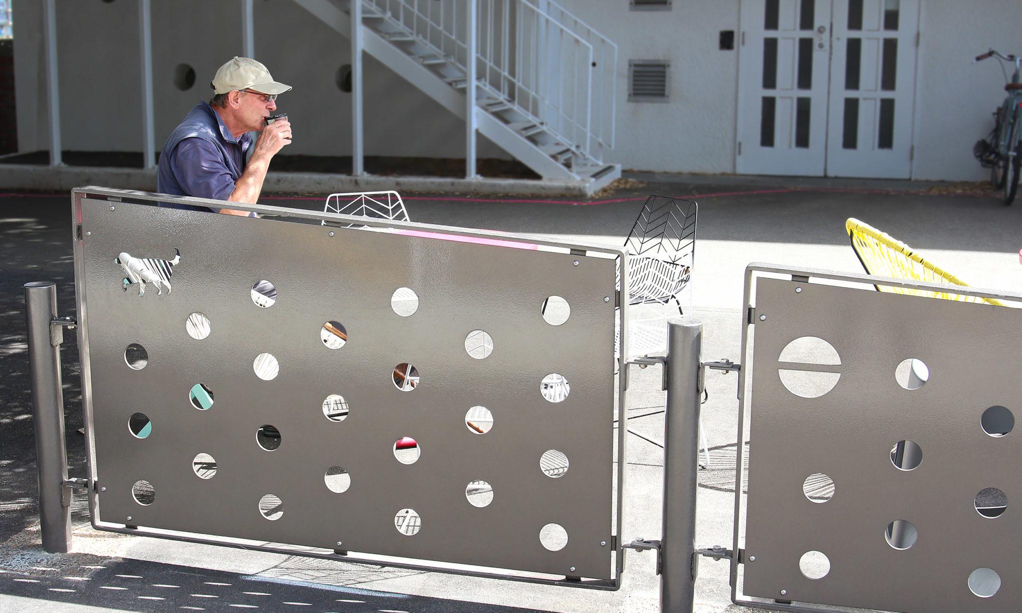 Freyberg Pool Panel Barrier 02