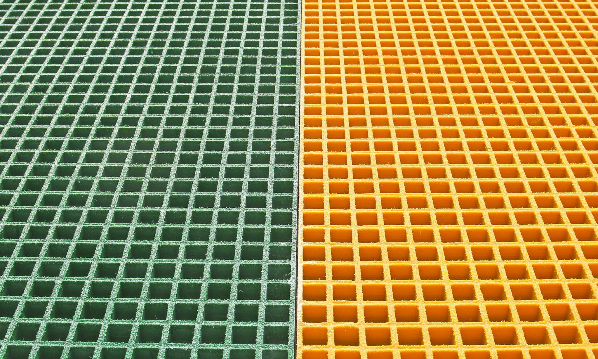 Fibergrate Green Yellow 02