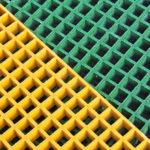 Fibergrate Green Yellow 01