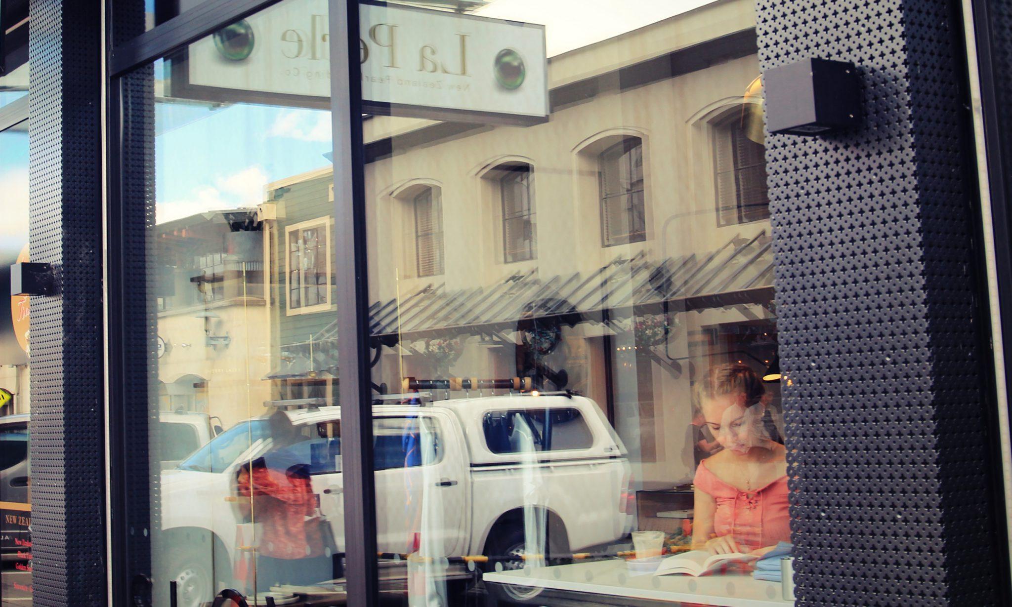 Queenstown Building Louvres 06