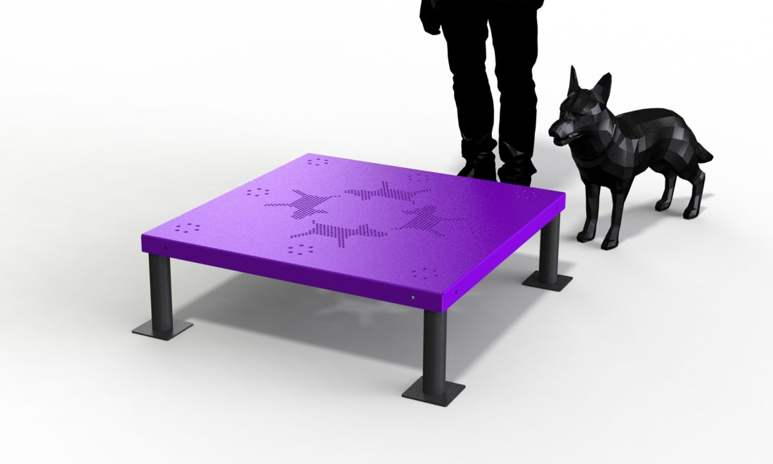 Canine Grooming Table 01