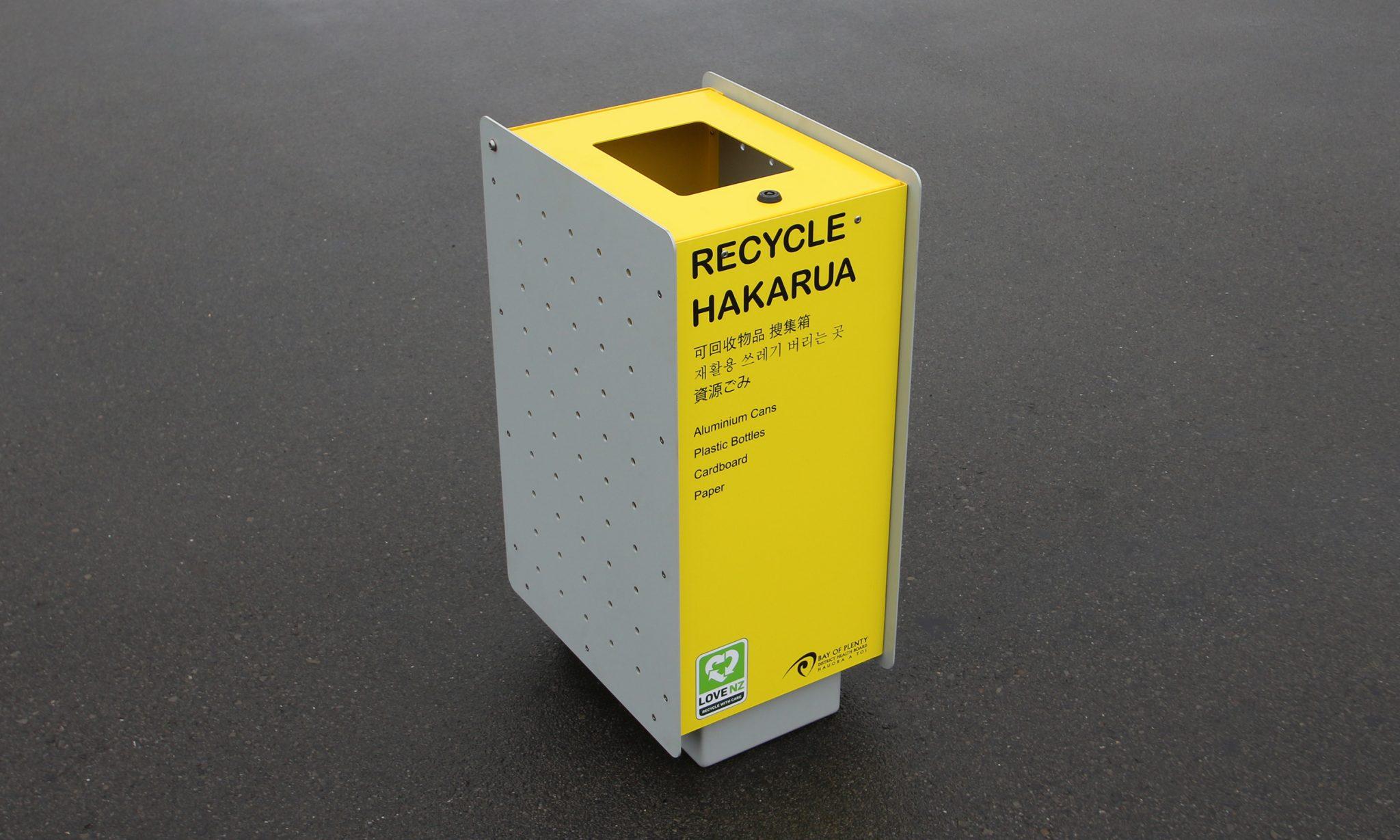 Metro Recycle 09